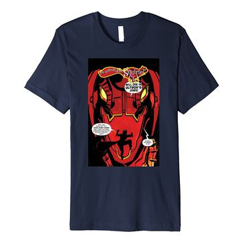 Marvel Squirrel Girl Ultron's Jaws Comic Premium T-Shirt