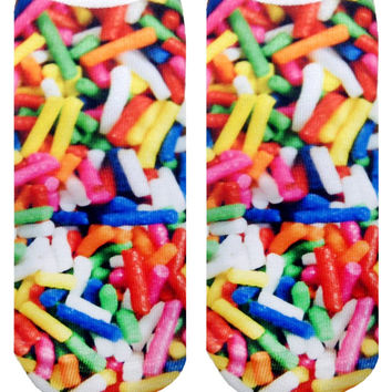 Sprinkles Ankle Socks
