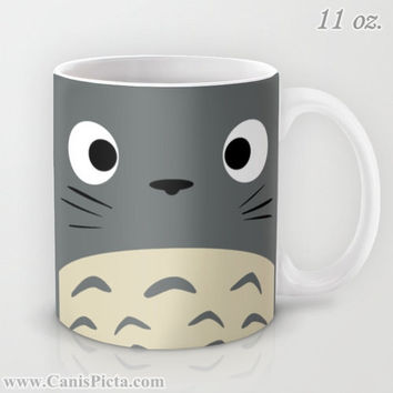 Totoro Kawaii My Neighbor11   15 oz Mug Dishwasher Microwave Saf 9cbc513a09