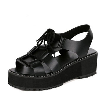 Sandals - Miranda - Sneakers & Other - Shoes - Women - Modekungen