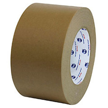 Intertape 530 Utility-Grade Flatback Packaging Tape: 2 in. x 60 yds. (Brown)