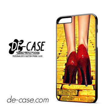 Yellow Brick Road Dorothy Wizard Of Oz Inspired Cute Ruby Red DEAL-12122 Apple Phonecase Cover For Iphone 6/ 6S Plus