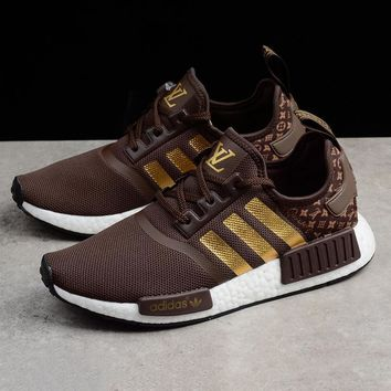 Adidas X Louis Vuitton Fashion Casual Sneakers Sport Shoes