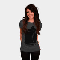 Zombie Dog T Shirt By Barmalizer Design By Humans