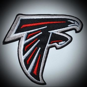 Atlanta Falcons NFL Iron on Patch Embroidered Applique Badge Emblem