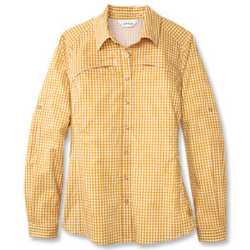 River Guide Gingham Shirt