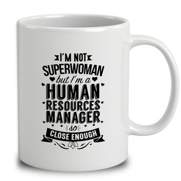 I'm Not Superwoman But I'm A Human Resources Manager