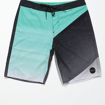 O'Neill Hyperfreak Boardshorts - Mens Board Shorts - Green