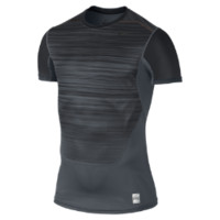 Nike Pro Combat Hypercool Speed Compression Men's Shirt - Flint Grey