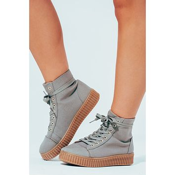 Everyday Love Sneakers: Dusty Olive