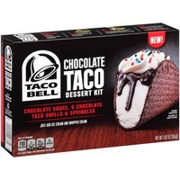 Walmart: Taco Bell Chocolate Taco Dessert Kit, 5.82 oz