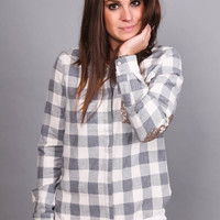 Cheyenne Plaid Button Down