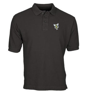 Rochester Yellow Jackets Team Mark Polo - Charcoal