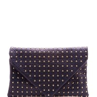 Urban Clutch - Navy Studs