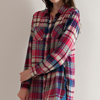 Perfect Plaid Blouse - 2 Colors