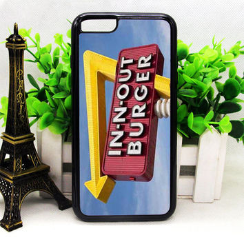IN N OUT BURGER FUNNY IPHONE 6 | 6 PLUS | 6S | 6S PLUS CASES