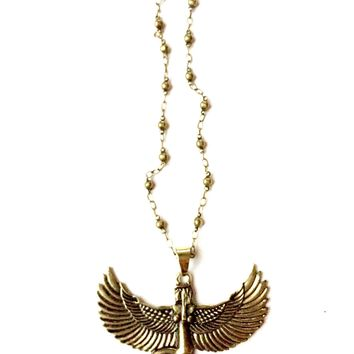 Goddess Isis Necklace
