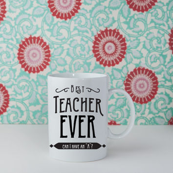 Teacher Coffee Mug - Coffee Mug for Teacher - Teacher Coffee Gift - Coffee Mugs - Funny Coffee Mugs - Teacher Coffee Mugs - Teacher Mugs