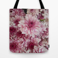 Dead Pink Tote Bag by RichCaspian | Society6