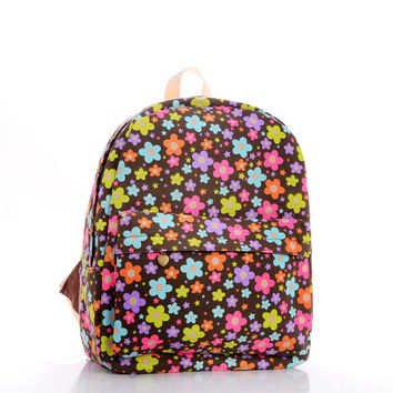 Canvas Backpack = 4887636548