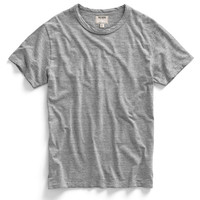 Crew T-Shirt in grey