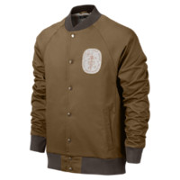 Nike SB x Poler Davis Men's Bomber Jacket Size L (Brown)