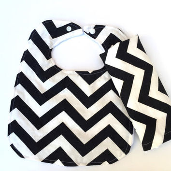 Chevron Personalized Baby Bibs Personalized Baby Burp cloth,Baby boy bibs,baby girl bibs,baby boy burp,baby girl burp,gender neutral