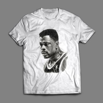 OLD SKOOL PATRICK EWING PORTRAIT T-SHIRT
