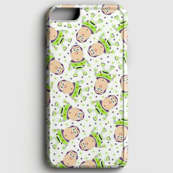 Disney Toy Story Buzz Pattern iPhone 6/6S Case | casescraft