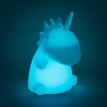 Giant Super Kawaii Unicorn Lampu