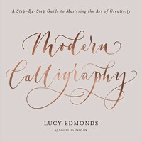 Modern Calligraphy Book | All | Oliver Bonas