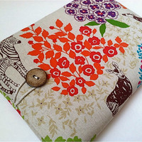 Laptop Case 13 inch Laptop Sleeve for MacBook Case Cover, Pro, Air, Retina Sleeve or Custom Size Available - Savannah