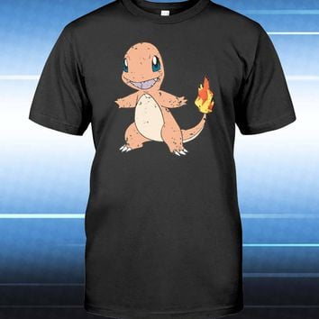 Charmander Unisex T-Shirt - Any Color Shirt Available