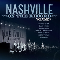 The Nashville Cast - On The Record Volume 3 (Live) - Digital Album