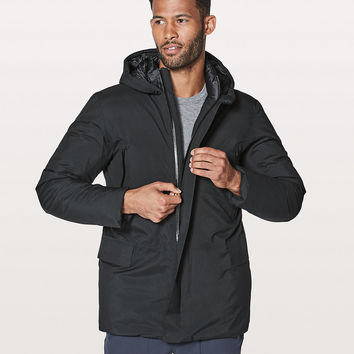 Stay Puff Parka | Men's Jackets + Hoodies | lululemon athletica