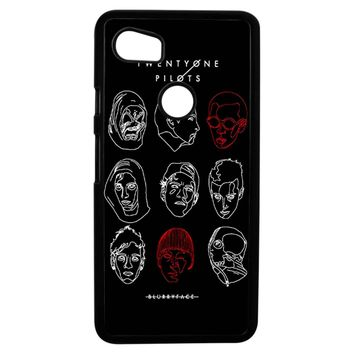 Poster For Twenty One Pilots Google Pixel 2XL Case