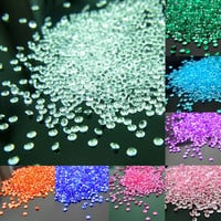 500Pcs/lot 4.5mm Wedding Party  Crafts Diamond  Decoration Acrylic Crystals Bling Confetti  Event & Party Supplies Festive Decor