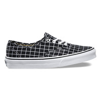 Grid Authentic | Shop Womens Shoes at Vans