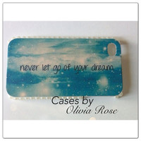 Never Let Go of Your Dreams Firefly Case by CasesbyOliviaRose