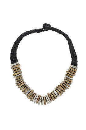 Bolt and Cord Necklace - Jewellery  - Accessories