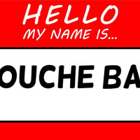 Hello My Name Is Douche Bag T Shirt