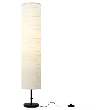 Ikea 301.841.73 Holmo 46-Inch Floor Lamp HOLMO Lamp without Bulb