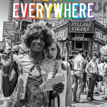 We Are Everywhere Book - Protest, Power, and Pride in the History of Queer Liberation