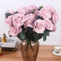 Artificial  Bunch  French  Floral  Bouquet  Flower