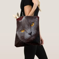 Lovely Chartreux Tote Bag