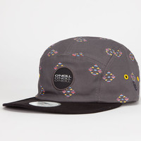 O'neill Iggy Mens 5 Panel Hat Multi One Size For Men 23970195701