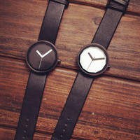 Retro Minimalism Watch + Gift Box- 508