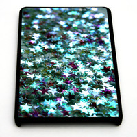 Kindle Fire Case, Kindle Case, Kindle Fire Cover, Stars, Teal, Turquoise, Mint, Green