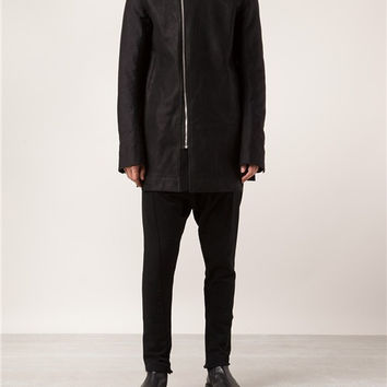 Rick Owens / Split Tube Race Jacket