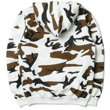 New Hot Trendy Sale Brands Camouflage Collections Clothing Men's Hoodies Hip Hop Street Hoodies Joggers Men's Pullovers Sports Hoodies